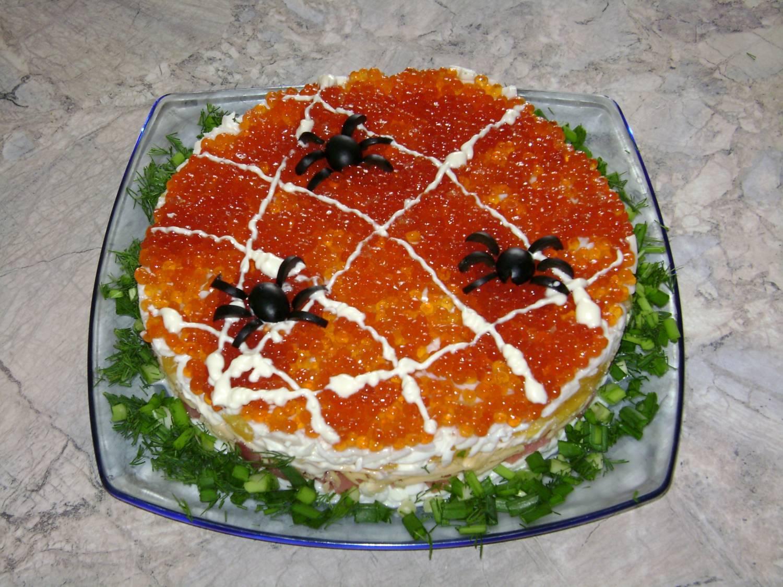 Салат семга на шубе рецепт пошагово